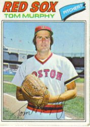 1977 Topps Baseball Cards      396     Tom Murphy